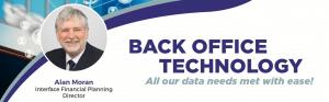 Back office technology